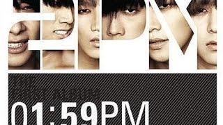 """[Full Album] 2PM - """"1:59"""""""
