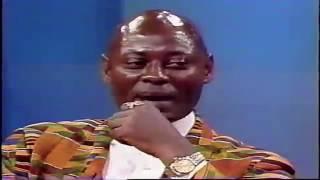 getlinkyoutube.com-1994 Phil Donahue Show:Dr  Khalid Muhammad HD 1