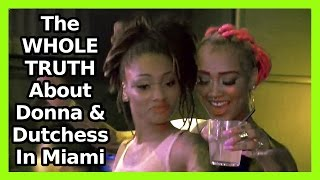getlinkyoutube.com-Sky Reveals What Happened With Dutchess and Donna in Miami! Black Ink Crew Season 4