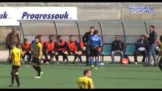 Tiger Brolo-Gioiese 1-1 (26^ giornata Serie D)