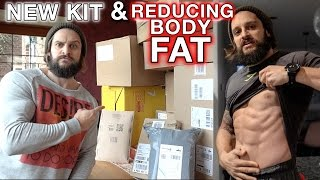 getlinkyoutube.com-QUICK BODY FAT LOSS Protocol | GYM KIT - SUPPLEMENTS Unboxing & Review