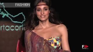 """getlinkyoutube.com-""""Playa Roberta Corti"""" Blue Fashion Beach Spring Summer 2013 Milan Full Show by FashionChannel"""