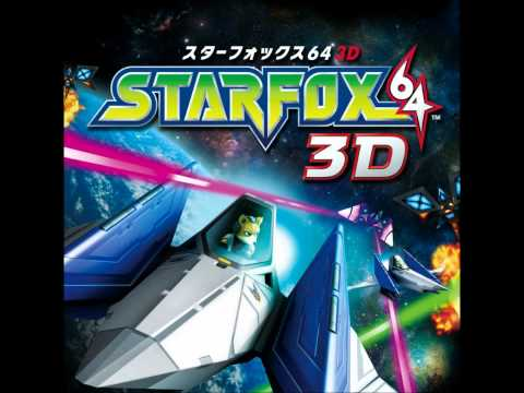 Star Fox 64 3D Soundtrack- Star Wolf