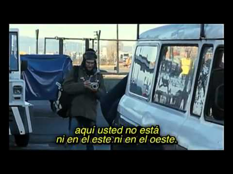 Una Misión en la Vida (The Human Resources Manager) - Trailer subtitulado
