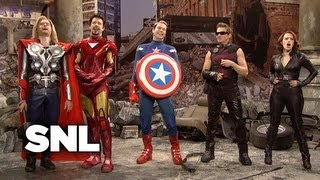 Hawkeye-Disappoints-the-Avengers-SNL width=