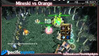 getlinkyoutube.com-Mineski vs Orange