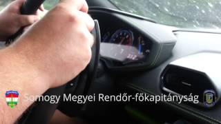 getlinkyoutube.com-Lamborghini Huracan Crash at 320 km/h