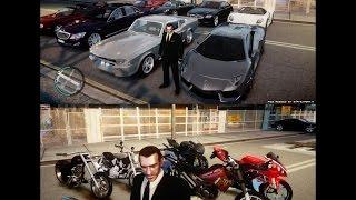 الجزء الثاني عشر: تحويل سيارات gta sa الى gta iv بالكامل