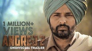 Angrej 2 | Unofficial Trailer | Amrinder Gill | Aditi Sharma | 2018