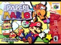 Paper Mario Music - Boo's record player