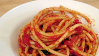 getlinkyoutube.com-Pasta alla Amatriciana - Recipe by Laura Vitale - Laura in the Kitchen Episode 132
