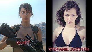 getlinkyoutube.com-Metal Gear Solid 5: The Phantom Pain - Characters and Voice Actors 1080p 60fps