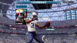 getlinkyoutube.com-Madden 17 Salary Cap Gameplay - Litezout vs SpotMePlz | DEFINITION OF A HELL GAME! - Jumbo Heavy
