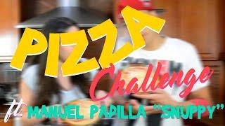 getlinkyoutube.com-PIZZA CHALLENGE CON SNUPPY - Arely Tellez