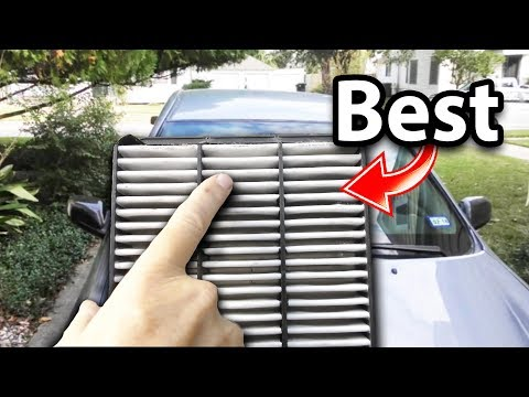 The Best Engine Air Filter in the World and Why