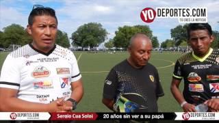 Guatemalteco Pedro Cua Sánchez tenía 20 años sin ver a sus hijos