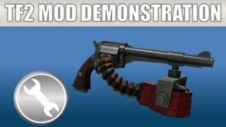 getlinkyoutube.com-TF2 Mod Weapon Demonstration: The Twenty-Six Shooter