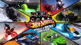 getlinkyoutube.com-First 30 Minutes: Hot Wheels: World's Best Driver [XBOX360/PS3/WIIU]