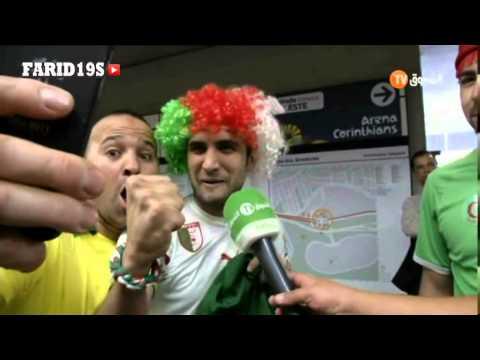 أنصار الخضر يتوافدون للبرازيل من دول اوربية وعربية