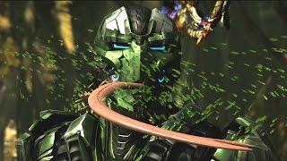 getlinkyoutube.com-Mortal Kombat XL - Cyber Reptile Costume / Skin *PC Mod*