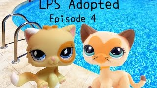 "LPS: Adopted) Episode 4: ""Swimming gone wrong"""