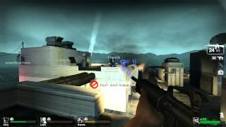 left 4 dead - no mercy 5/5 (loquendo)