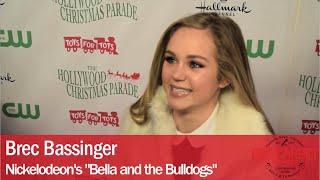 getlinkyoutube.com-Brec Bassinger #BellaAndTheBulldogs at 84th Hollywood Christmas Parade #TheHCP2015
