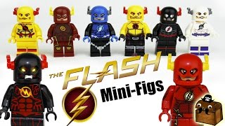 getlinkyoutube.com-CW Flash Custom LEGO Minifigures 2017