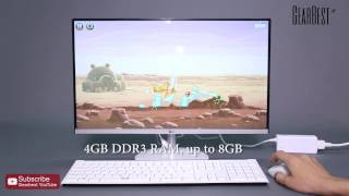 getlinkyoutube.com-Dr.D D240Y All-in-one PC - Gearbest.com