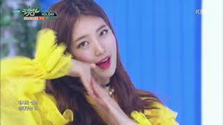 뮤직뱅크 Music Bank - HOLIDAY - 수지 (HOLIDAY - SUZY).20180202