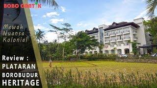 PLATARAN Borobudur Heritage Hotel Review 2019
