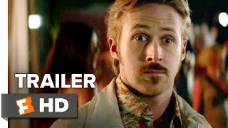 getlinkyoutube.com-The Nice Guys Official Trailer #2 (2016) - Ryan Gosling, Russell Crowe Movie HD
