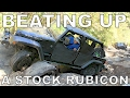 Stock Rubicon Bump And Grind