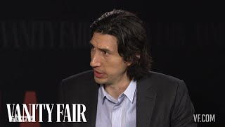 getlinkyoutube.com-Adam Driver Is Not Ready to Become a Star Wars Action Figure
