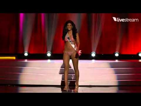 Miss Universe 2011 Swimsuit Germany-Italy