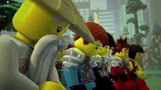getlinkyoutube.com-Ninjago Teaser Trailer #1 (2017) - Dave Franco, Jackie Chan Animated Movie HD