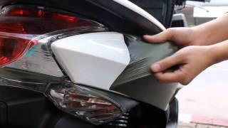 getlinkyoutube.com-สเปรย์ฟิล์มเปลี่ยนสีรถ ลอกออกได้ ไม่ทำลายสีรถ By Dip Up