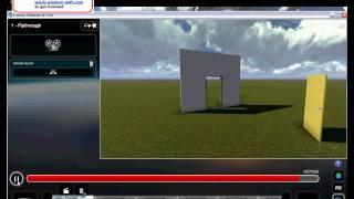 getlinkyoutube.com-Animating a door in Lumion