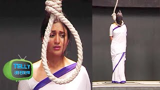 getlinkyoutube.com-(Video) Ishita Being Hanged Till Death | Ye Hai Mohabbatein