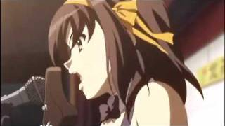 getlinkyoutube.com-God knows... ''The Melancholy of Haruhi Suzumiya'' 【涼宮ハルヒの憂鬱】 【Kadokawa公認MAD】
