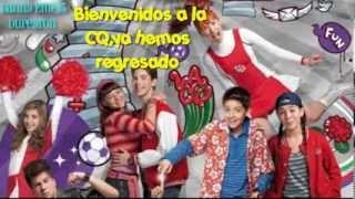 """La CQ - """"Bienvenidos a la CQ"""" LETRA COMPLETA"""