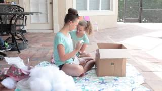 getlinkyoutube.com-GUESS WHO IS HERE??? ||  REBORN BABY BOX OPENING! | Its a girl by Tina Kewy