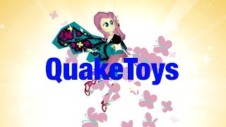 getlinkyoutube.com-New Update Equestria Girls App MLP Friendship Games Long Version Scanning Ponymania TRU Fluttershy
