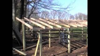 getlinkyoutube.com-Building a Solar Wood Dehydrator
