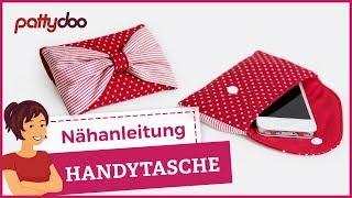 getlinkyoutube.com-Handytasche selber nähen - pattydoo Nähanleitung