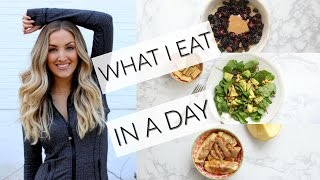 WHAT I EAT IN A DAY | Healthy, Clean, & Affordable!