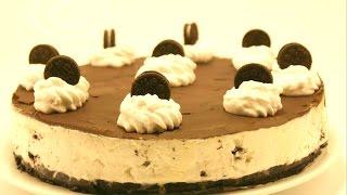 getlinkyoutube.com-Cheesecake cu Oreo fara coacere - Ep 2 - Adygio Kitchen