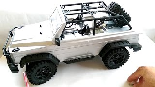 HG P402 Scaler Crawler Review - [Out Of The Box Detailed Pre Run Inspection]