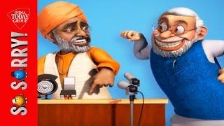 getlinkyoutube.com-So Sorry : अवार्ड वापसी   मोदी के खिलाफ अपमानजनक टिपण्णी