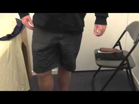 Severe sciatica instant relief by acupressure and acupuncture in first visit-Hamilton, NZ.